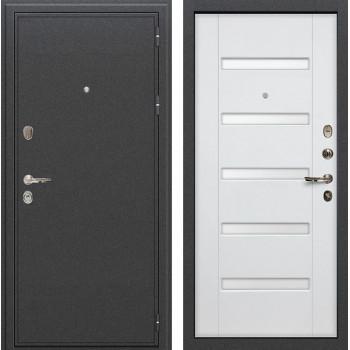 Входная металлическая дверь Лекс Колизей Ясень белый (панель №34)
