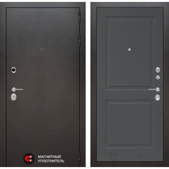 Входная дверь Labirint SILVER 11 - Графит софт