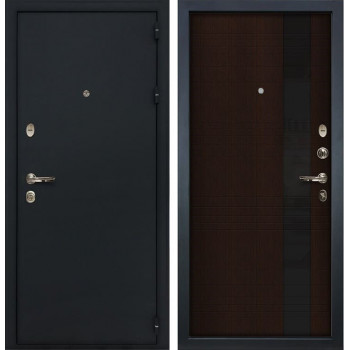 Входная металлическая дверь Лекс 2 Рим Новита Венге (панель №53)