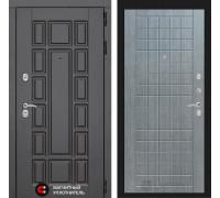 Входная дверь Labirint Нью-Йорк 09 - Лен сильвер грей