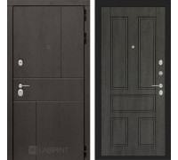 Входная дверь Labirint URBAN 10 Дуб филадельфия