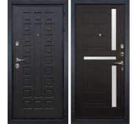 Входная металлическая дверь Лекс Гладиатор 3К Венге (панель №35)
