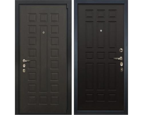 Входная металлическая дверь Лекс 4А Неаполь Mottura Венге (панель №298)