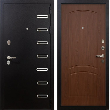 Входная металлическая дверь Лекс Витязь Береза мореная (панель №11)