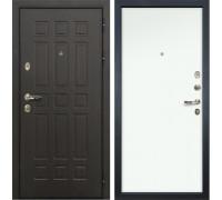 Входная металлическая дверь Лекс 8 Сенатор Белый (панель №59)