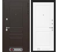 Входная дверь Labirint Мегаполис 11 - Белый софт