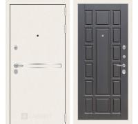 Входная дверь Labirint Лайн WHITE 12 Венге