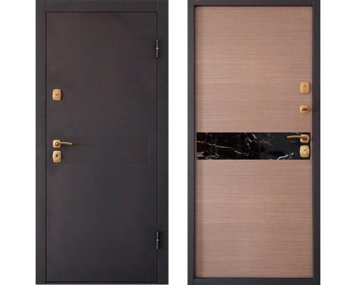 Металлическая дверь Аллегро светлая