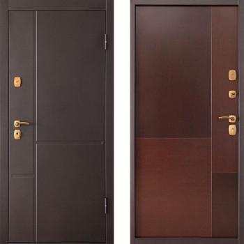 Металлическая дверь Эдем
