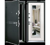 Входная металлическая дверь Mastino Parko зеркало внутреннее