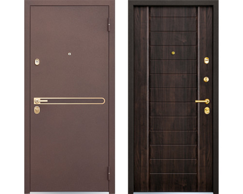Металлическая дверь Mastino Strada