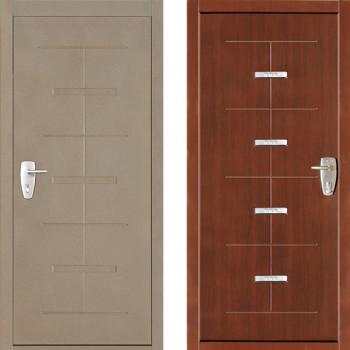 Металлическая дверь Pandoor Titan
