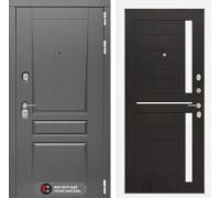 Входная дверь labirint Платинум 02 Венге