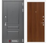Входная дверь labirint Платинум 05 Итальянский орех