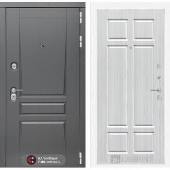 Входная дверь Платинум 08 Кристалл вуд