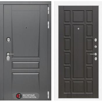 Входная дверь labirint Платинум 12 Венге