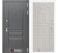 Входная дверь labirint Платинум 15 Алмон 25