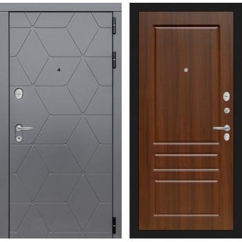 Входная дверь labirint COSMO 03 Орех бренди