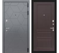 Входная дверь labirint COSMO 03 Орех премиум