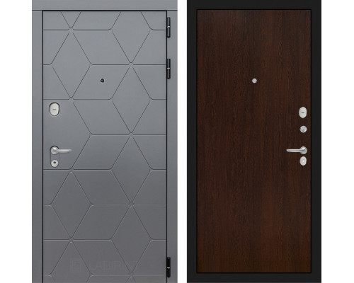 Входная дверь labirint COSMO 05 Венге