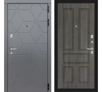 Входная дверь labirint COSMO 10 Дуб филадельфия графит