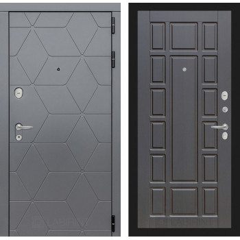 Входная дверь labirint COSMO 12 Венге