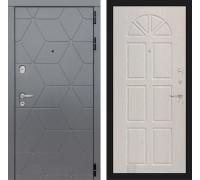 Входная дверь labirint COSMO 15 Алмон 25