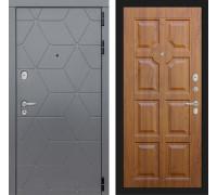 Входная дверь labirint COSMO 17 Золотой дуб