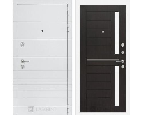 Входная дверь Labirint Трендо 02 Венге