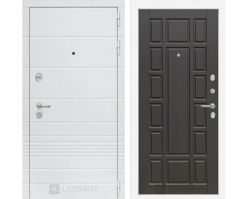 Входная дверь Labirint Трендо 12 Венге