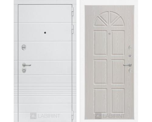 Входная дверь Labirint Трендо 15 Алмон 25
