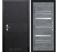 Входная дверь BLACK 20 - Бетон темный