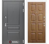 Входная дверь labirint Платинум 17 Золотой дуб