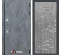 Входная дверь Бетон 06 (цвет Сандал серый)