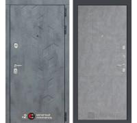 Входная дверь Labirint Бетон 21 (цвет Бетон светлый)