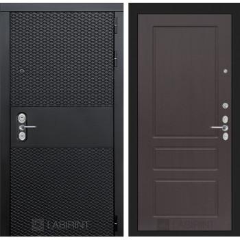 Входная дверь BLACK 03 - Орех премиум