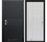 Входная дверь BLACK 06 - Сандал белый