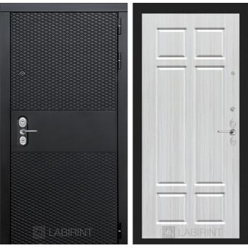 Входная дверь BLACK 08 - Кристалл вуд