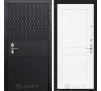 Входная дверь BLACK 11 - Белый софт