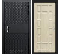 Входная дверь BLACK 12 - Беленый дуб