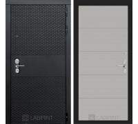 Входная дверь BLACK 13 - Грей софт
