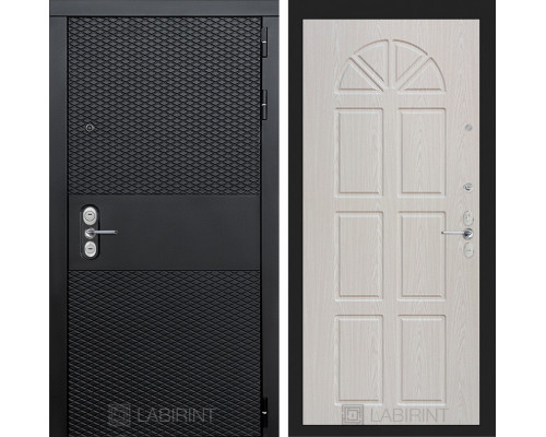Входная дверь BLACK 15 - Алмон 25
