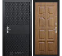 Входная дверь BLACK 17 - Золотой дуб