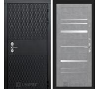 Входная дверь BLACK 20 - Бетон светлый