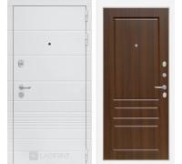 Входная дверь Labirint Трендо 03 Орех бренди