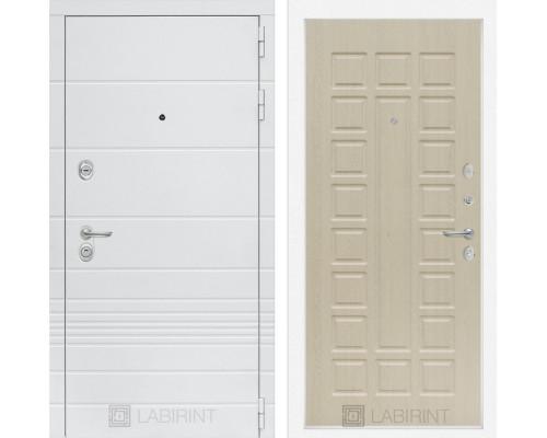 Входная дверь Labirint Трендо 04 Беленый дуб
