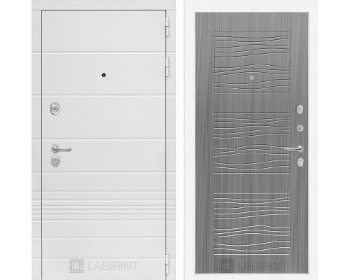 Входная дверь Labirint Трендо 06 Сандал серый