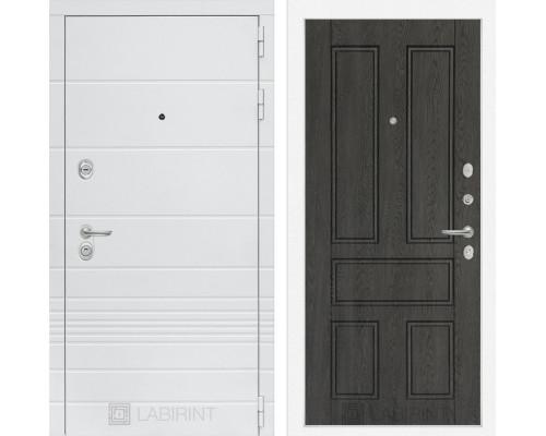 Входная дверь Labirint Трендо 10 Дуб филадельфия графит