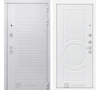 Входная дверь PIANO WHITE 23 - Белый софт