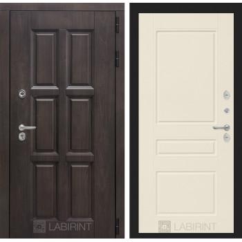 Входная дверь с терморазрывом Лондон 03 - Крем софт